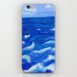 Ever in Motion; Ever the Same iPhone Skin