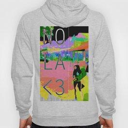 """NOLA <3"" Hoody"