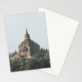 Bagan Temples Stationery Cards