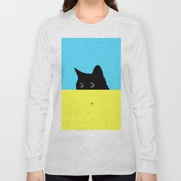 Kitty 2 Long Sleeve T-shirt