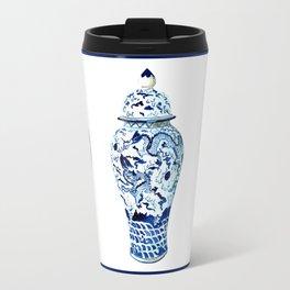 GINGER JAR NO 7  Travel Mug