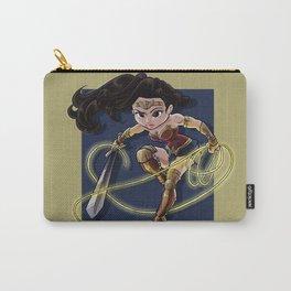WonderWoman Carry-All Pouch