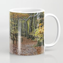 Downstairs To The End Of The Year Coffee Mug