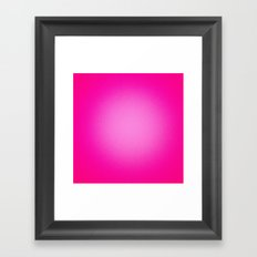 clarity is somewhere out there Framed Art Print