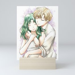 Sailormoon: Haruka X Michiru Mini Art Print