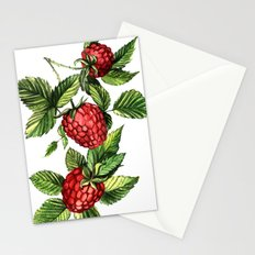 Raspberries Stationery Cards
