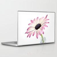 daisy Laptop & iPad Skins featuring Daisy by LebensART Photography