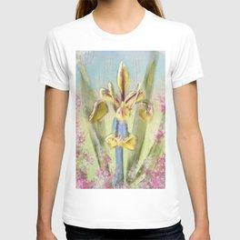 Pastel Iris T-shirt