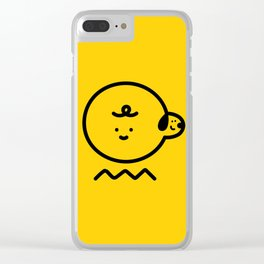 Charloopy Clear iPhone Case