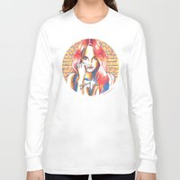britney spears Long Sleeve T-shirts featuring Britney Spears' Britney Jean Album by Eduardo Sanches Morelli