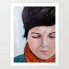 Tracyanne Art Print