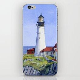 Portland Head Lighthouse iPhone Skin