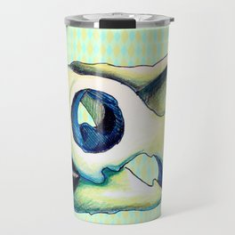 CalaveraPOP Turtle. Travel Mug