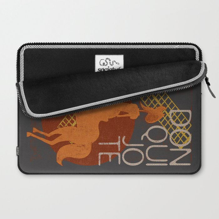 Books Collection: Don Quixote Laptop Sleeve
