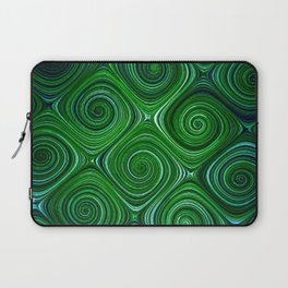 Electric Field Art XLIV Laptop Sleeve
