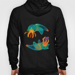 Sea angel & sea butterfly Hoody
