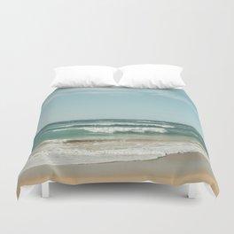 The Ocean of Joy Duvet Cover