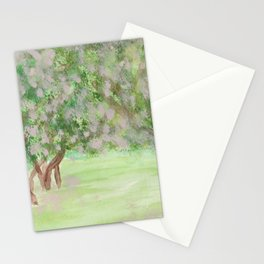 Apple Blossom Time Stationery Cards