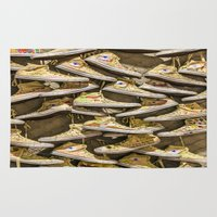 shoe Area & Throw Rugs featuring Shoe Art by SotirisFilippou_Photography