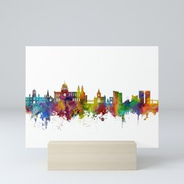 Galway Ireland Skyline Mini Art Print