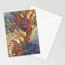 Emerging with Dawn Stationery Cards