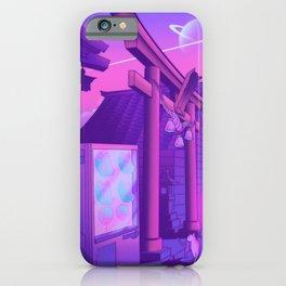 Midnight Matsuri iPhone Case