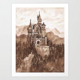 castillo Art Print