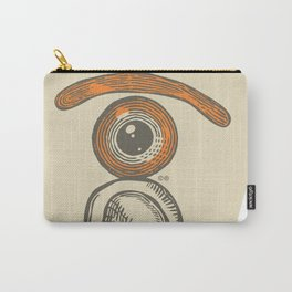 the eye in the ear Carry-All Pouch