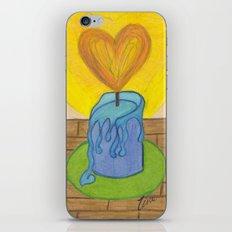 Burnin' Love iPhone & iPod Skin