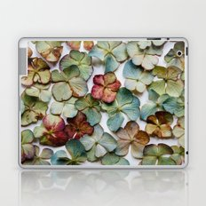 Hydrangea Petals no. 1 Laptop & iPad Skin