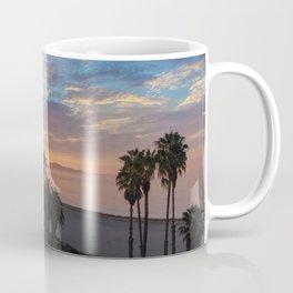 Big Blue Sunrise in Santa Barbara Coffee Mug