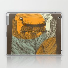 The Bearded Laptop & iPad Skin