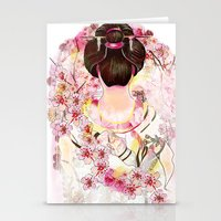japanese Stationery Cards featuring Japanese by Felicia Atanasiu