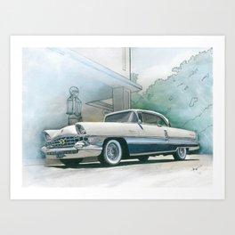 56 Packard Art Print