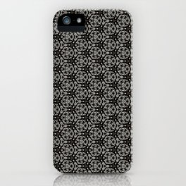 Tiger Paisley iPhone Case