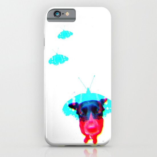 Flying Dog 1 iPhone & iPod Case
