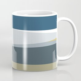 Santa Monica Horizon Midday Coffee Mug