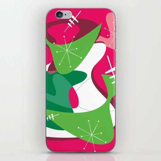 Retro Romp iPhone & iPod Skin