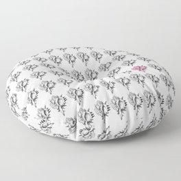 Shell Pink Floor Pillow