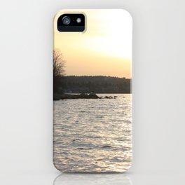 Kits Beach Sunset 2 iPhone Case