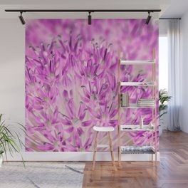 Allium Inversion Wall Mural