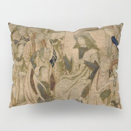 Ester presented to Ahasuerus Pillow Sham