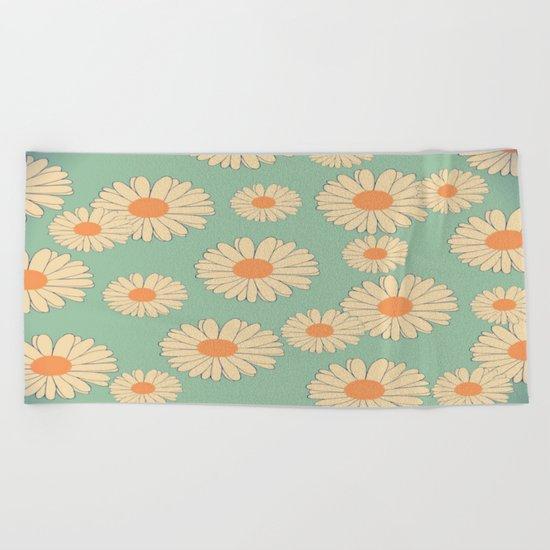 marguerite-408 Beach Towel