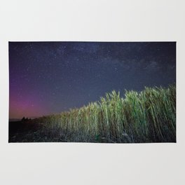 Wheat Field Planetarium Rug