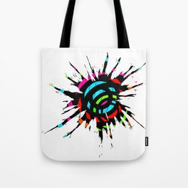 Explosions 1 Tote Bag