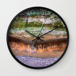 Layered Up Wall Clock