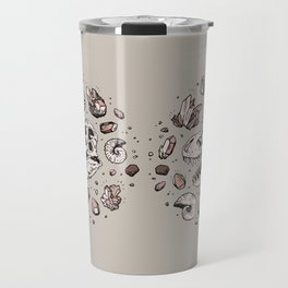Geo-rex Vortex | Rose Quartz Travel Mug