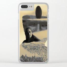 Denis Villenueve Clear iPhone Case