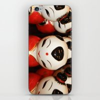 blink 182 iPhone & iPod Skins featuring Blink by Debbie Chessell