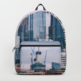 London Cityscape (Color) Backpack